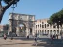 095 Koloseum i  Konstantinov slavoluk