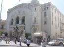 Grad Tunis Avenue Habib Burgiba Kazalište