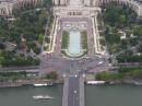 Eiffelov toranj pogled sa 3.kata