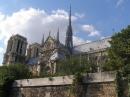 vožnja Senom i Notre Dame