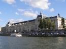 vožnja Senom i muzej Orsay