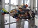 999d Oceanografic skulpure od morskog otpada
