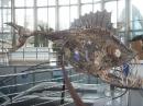 999e Oceanografic skulpure od morskog otpada