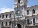 Plazza dei Signori i Torre dell orologio i Palazzo del Capitanio