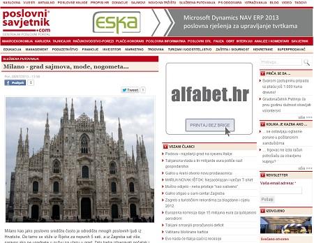 portal Milano